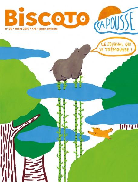 biscoto couverture mars julie staebler